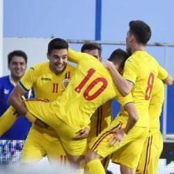 Gol pentru Petre în victoria naționalei mici cu Bosnia, Man și Oaidă au pus și ei umărul la pasul decisiv spre EURO 2019