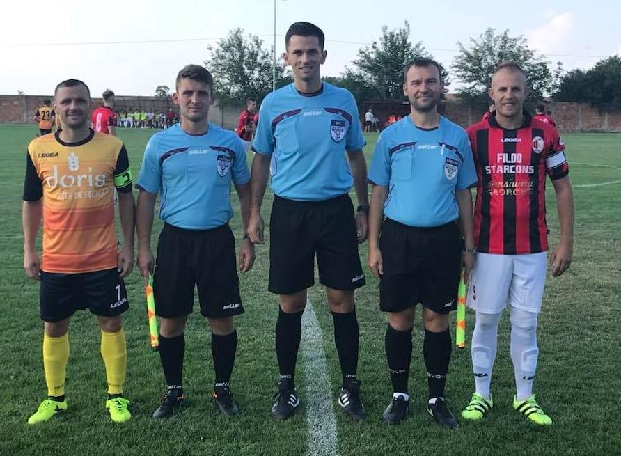 Campioana județului Arad întâlnește cea mai bună echipă din Hunedoara la barajul de promovare în Liga 3-a!