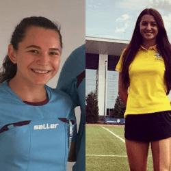"""Arădencele Betea și Șușcă - selecționate pentru """"Female Referee scounting program"""", Ardelean rămâne sub lupa lui Vassaras pentru Liga 1"""