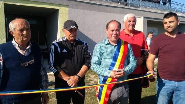 Doi de Popa pentru un nou stadion în județ și…Beliu în Liga 3-a!