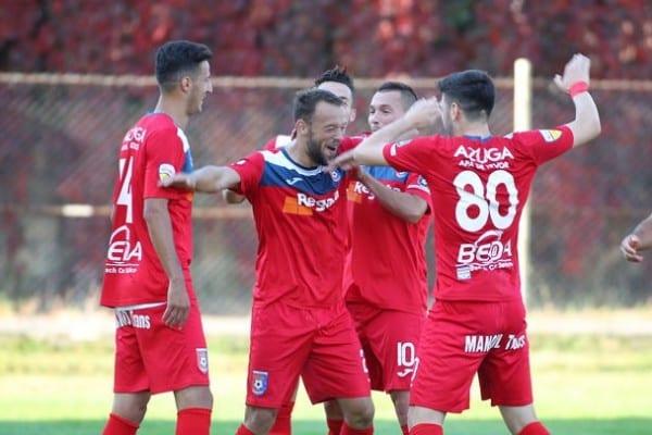 Liga a II-a, etapa a 20-a (prima a returului): Chindia o întoarce pe Poli și e din nou lider, Arădeanul Gavra – decisiv pentru U. Cluj la București