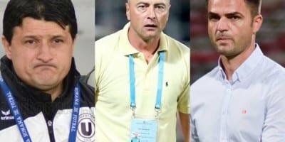 Trei demiteri și o numire în Liga 2-a: Falub și Grozavu – out de la U.Cluj, respectiv Petrolul, Bratu preia Bacăul! UTA mai joacă cu toate trei în 2017
