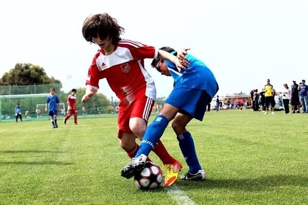 Hălmagiu, Săvârșin și Horia merg în semifinalele Cupei Satelor Under 13