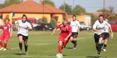 Fotbalistele de la Piroș Security au pierdut la ultima fază în Oltenia, Ineul nu s-a mai deplasat în Maramureș
