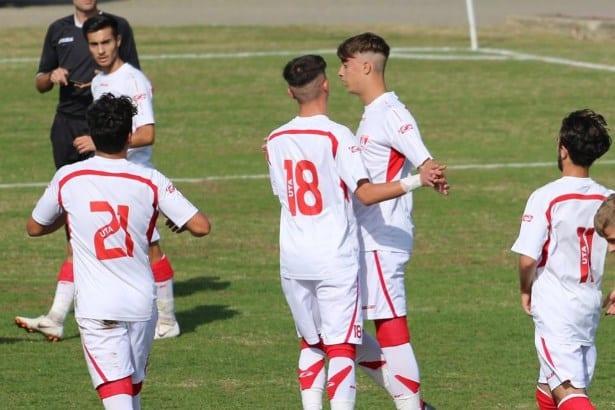 Craiova pleacă cu 4 puncte de la Arad în Liga Elitelor, UTA Under 19 ar fi meritat mai mult în fața oltenilor