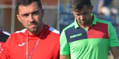 """Sabău: """"Trebuia să dăm goluri în prima repriză și meciul era ușor"""" v.s. Miculescu: """"Cred că meritam un egal"""" +FOTO"""