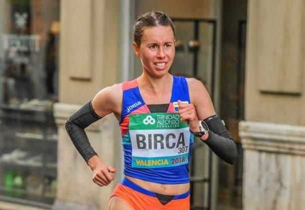 Atleta Roxana Bîrcă, o nouă medalie internațională pentru CS UAV Arad