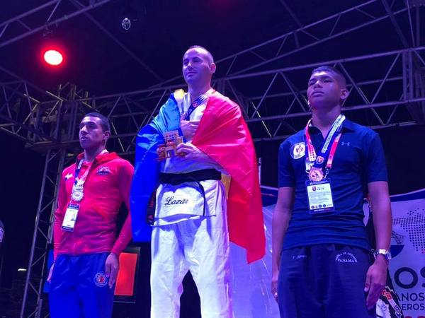Arădeanul Daniel Lazăr - cel mai bun judoka la Jocurile Latino-Americane ale Polițisților și Pompierilor