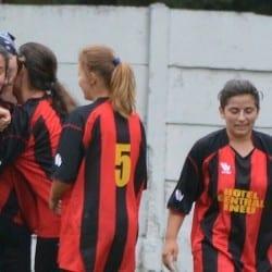 """Au scăpat de """"lanternă"""" la ultimul meci al turului: CS Ineu - Banat Girls 5-2"""