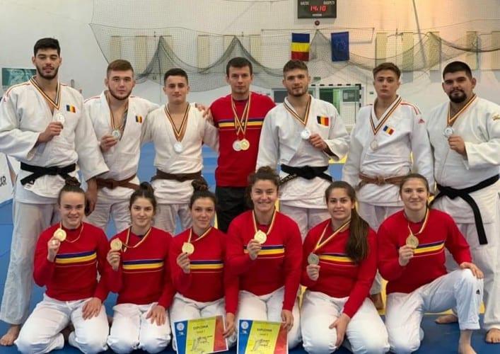 Judoka Robi Nagy, vicecampion național cu echipa Clujului chiar de ziua sa