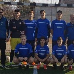 """Băieții Liceului """"Atanasie Marienescu"""" Lipova sunt campioni județeni la Olimpiada Naţională a Sportului Şcolar"""