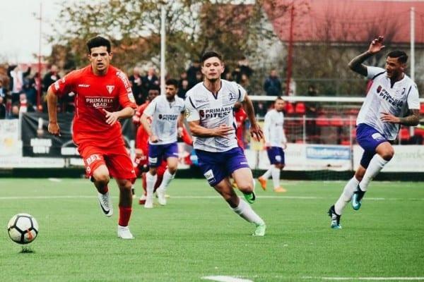 Liga II-a, etapa 17-a: Piteștiul profită (și) de remiza dintre Snagov și U. Cluj pentru a se apropia de locurile promovabile