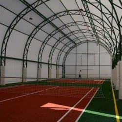 Nou în Arad, complexul sportiv ˝Vecchia Signora˝, dedicat tenisului cu piciorul