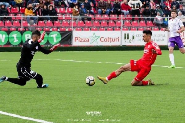 """Stahl – cel mai periculos utist cu FC Argeș: """"Trecem printr-o pasă mai proastă, dar vom termina campionatul fără emoții, cât mai sus posibil"""""""