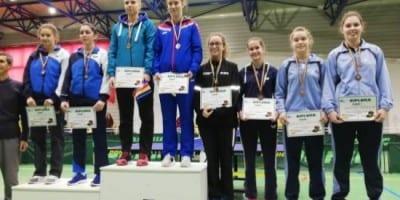 Tenis de masă: Irina Rus a cucerit bronzul naţional la tineret!