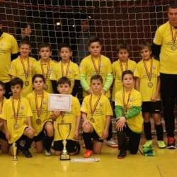 "Atletico Arad, campioană națională la Memorialul Gheorghe Ola în fața gazdelor de la ""Hagi""!"