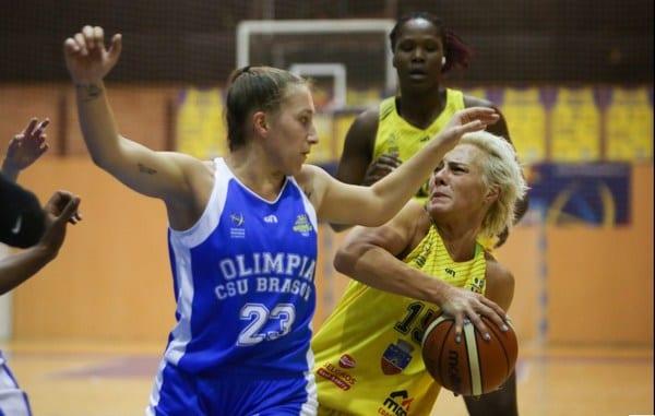 Podiumul se depărtează și mai mult, i-a mâncat pisica limba antrenorului Medved?: FCC ICIM - Olimpia Brașov 72-82