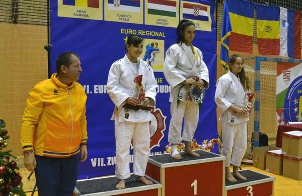 Ziua Judoului Arădean și etapa de Euroligă au adus pe tatami sute de sportivi de top: Premiul cel mare a rămas la CSM!