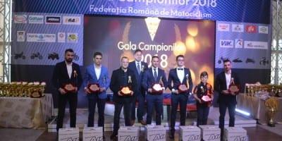 Robi Mureșan și-a luat titlul de cel mai bun pilot anului chiar acasă! Arădenii au mai pus mâna și pe alte distincții la Gala Campionilor