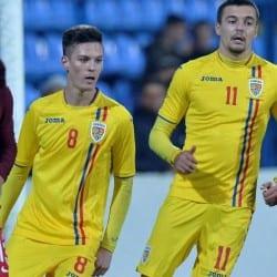 """""""Tricolorii mici"""", cu arădenii Man și Petre printre protagoniști, au avut noroc la tragerea de sorți pentru preliminariile Euro 2021!"""