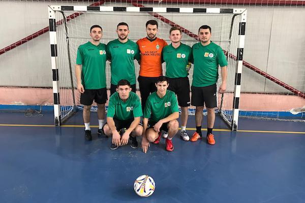 """Săvârșinul a câștigat prima """"zonă"""" a campionatului județean de futsal, scor de tenis în finala cu Șimandul"""