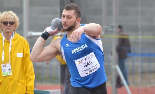 """Competiții atletice de top în martie și mai pe arena """"Gloria"""""""