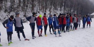 """Ineu a urcat la Moneasa cu 26 jucători, în majoritatea lor juniori! Sculici are sub comandă și patru """"produse"""" de la Viitorul"""