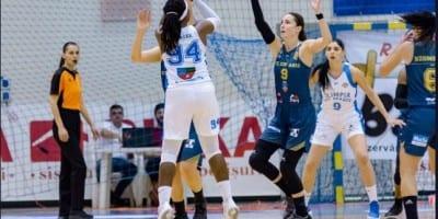Reviriment confirmat și sub Tâmpa: Olimpia CSU Brașov – FCC ICIM Arad 53-70