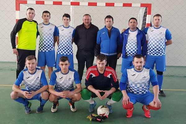 Dieciul a produs surpriza la Almaș și e singura divizionară a șasea calificată în finala campionatului județean de futsal