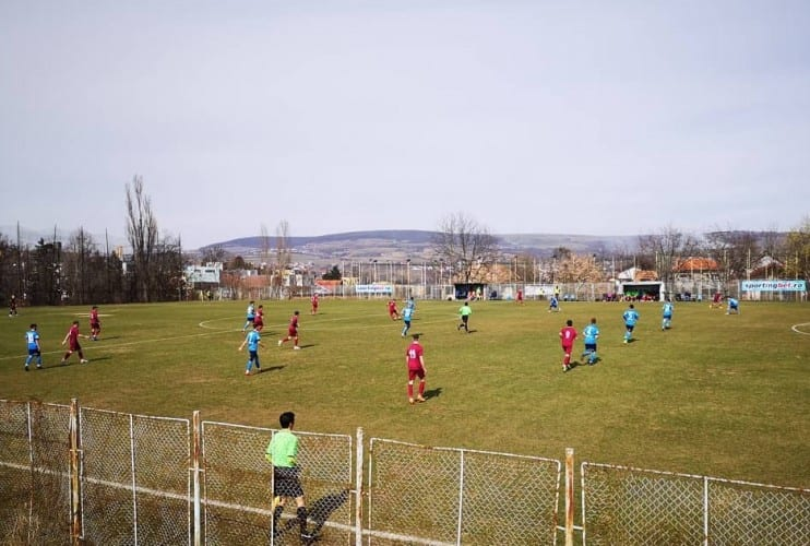 """Juniorii campioanei nu au avut milă de """"roș-albi"""" în Cupă: CFR Cluj - UTA 5-1"""