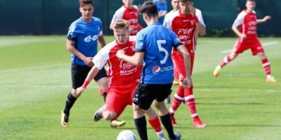 Nistor a decis duelul tinereții: CS Ineu – UTA II   0-1