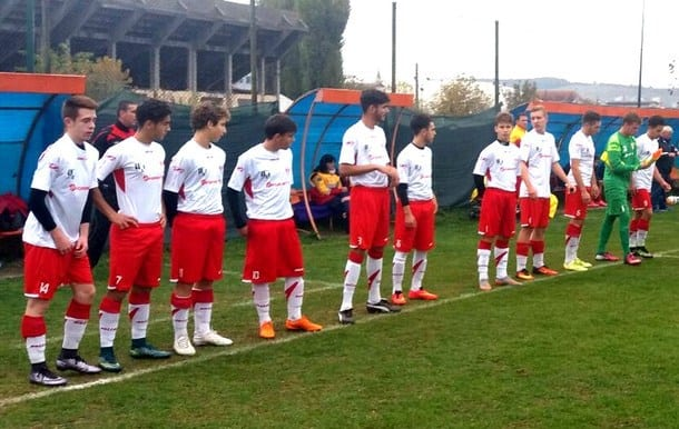Puncte necesare înainte de derby la Elite Under 17: ASA Târgu Mureș – UTA 0-2