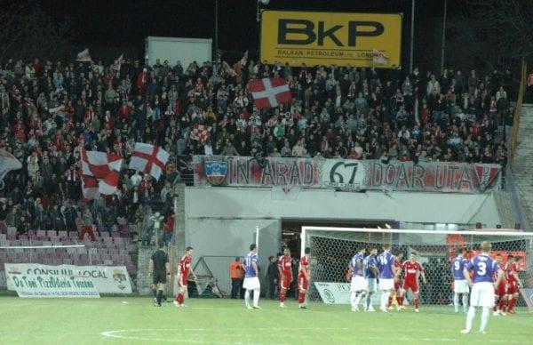 """Roșu a intrat în febra derby-ului Vestului: """"Din prima zi la Arad am înțeles semnificația acestui meci"""""""