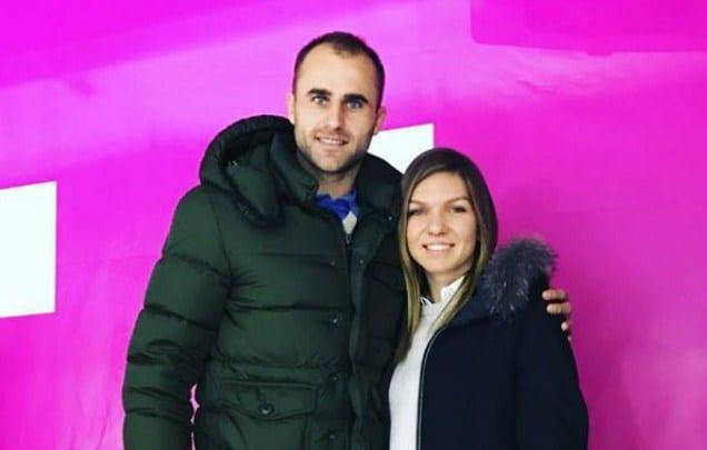 Copil face tandem cu Simona Halep la Sports Festival, de la Cluj