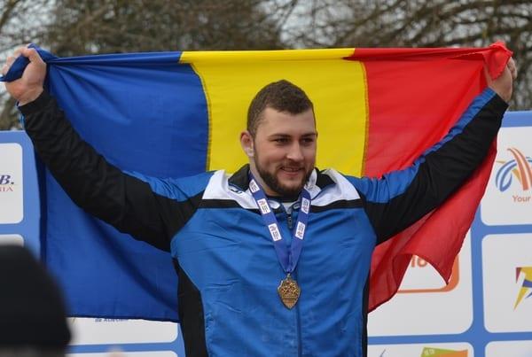 """""""Studenta"""" Cristina Simion și aruncătorul Andrei Gag au contribuit la """"aurul"""" României la Balcaniada de atletism"""
