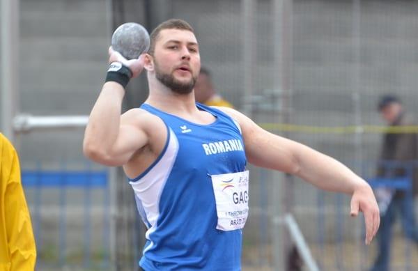 Arădeanul Gag e atletul anului 2016 în România