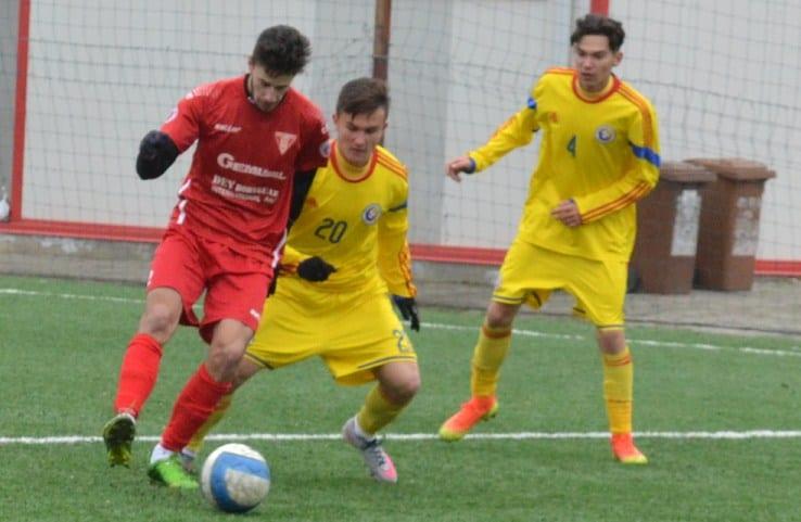"""Bestia nera """"tricoloră"""" în Liga Elitelor: UTA Under 19 – Centrul de Excelență Timișoara 1-2"""
