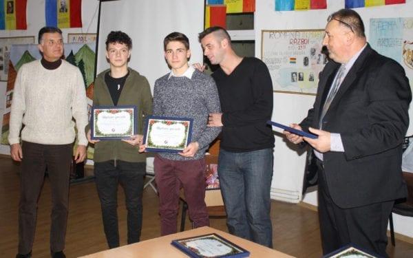 Tihamer și Rodina – sportivii anului la UVVG Pro Volei