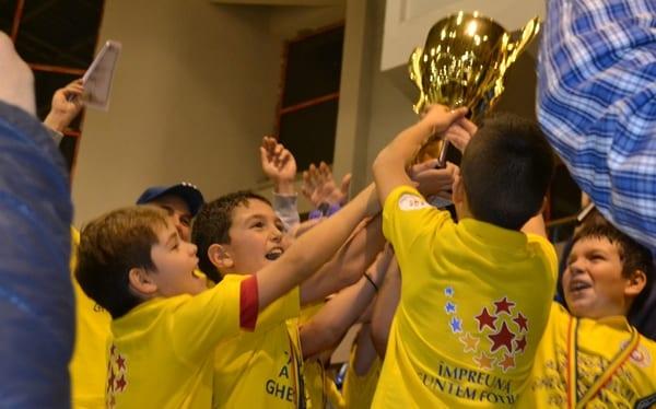 Fotoreportaj: Turnel final Gheorghe Ene de la Arad