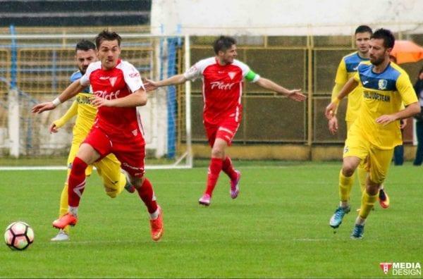 UTA a utilizat 11 fotbaliști Under 21 în prima parte a sezonului Ligii a II-a, doar Olimpia o egalează dintre formațiile clasate în primele 12