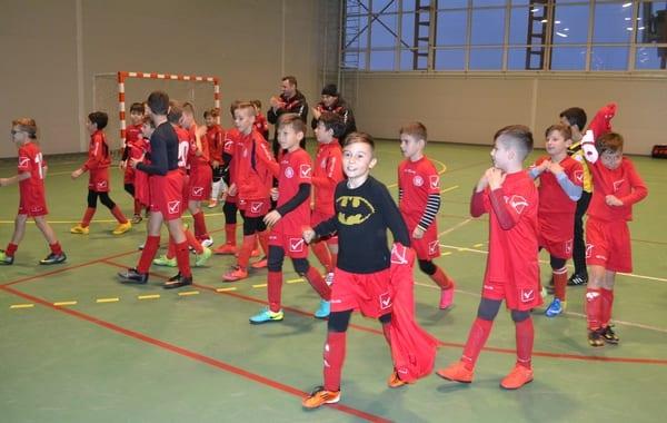 """Viitorul a luat două trofee la """"Brosovszky"""", Academia, Cermeiul și Atletico – celelalte campioane ale ediției a treia"""