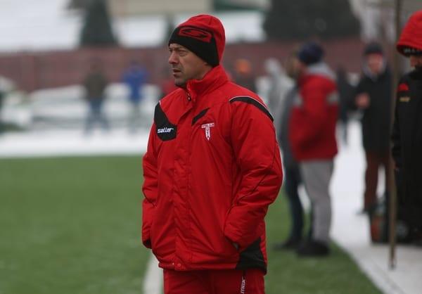 """Roșu: """"Îmi doresc să câștig mereu, dar rămânem cu un ultim antrenament bun înainte de plecarea în Spania"""""""
