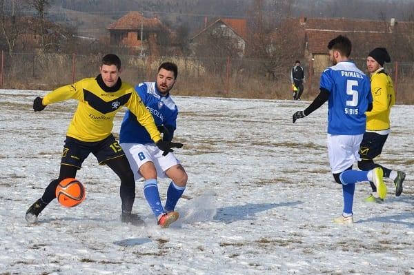 Teamul lui Roșca, mai bun în amicalul liderilor: Național Sebiș – Crișul Chișineu-Criș 1-2