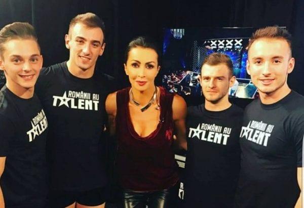"""Sportivul Aradului în 2015 participă la """"Românii au talent"""""""