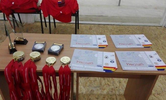 """Punct la """"naționalele"""" de aer comprimat cu încă trei medalii pentru CSM"""