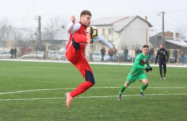 S-au distrat cu fruntașa Bihorului: UTA II – Beiuș  4-0