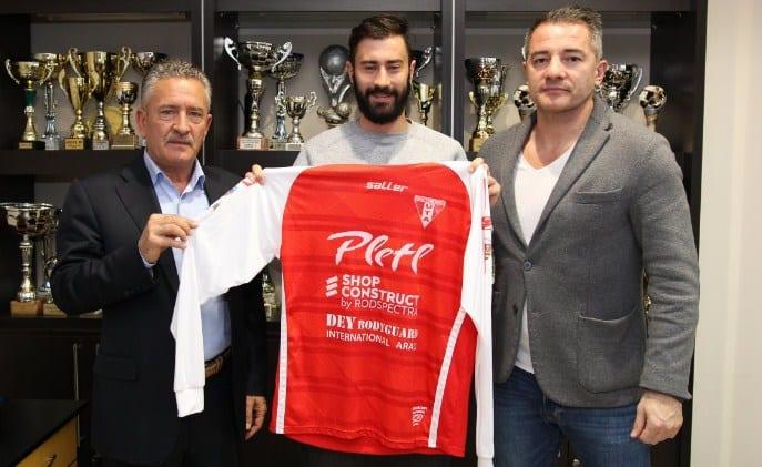 E oficial: Italianul Piccioni a semnat cu UTA!
