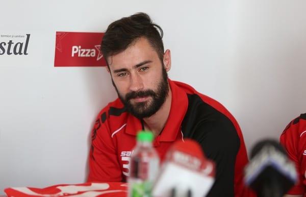 """Optimismul lui Piccioni: """"Am venit să joc doar 6 luni în Liga 2-a, din vară mă întorc cu UTA în Liga 1"""""""
