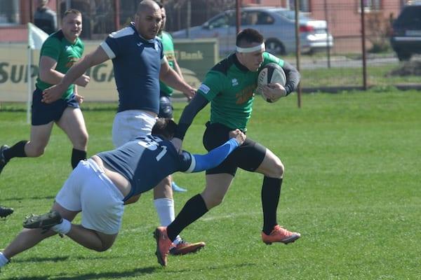 CSU Arad e gazda primului turneu de rugby în 7: Echipa lui Grindei promite spectacol sâmbătă, la Sânnicolau Mic