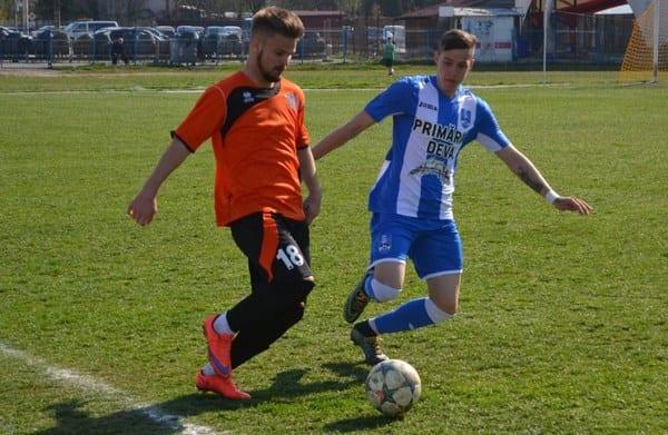 Livetext: Cetate Deva – Național Sebiș: 1-0, final